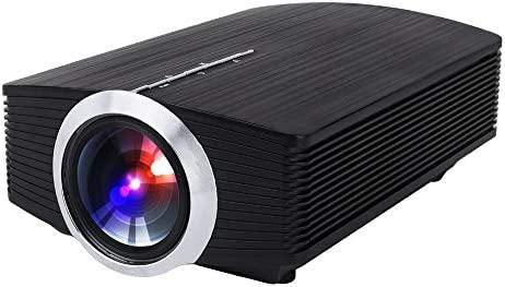 LXQ Proyector, 2000 lúmenes Proyector de Video led, Mini proyector ...