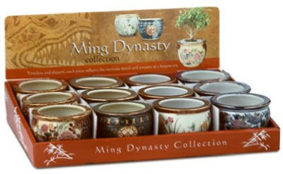 Amazon Com New England Pottery 5 Ming Pot Planter Dsp Pack Of 12