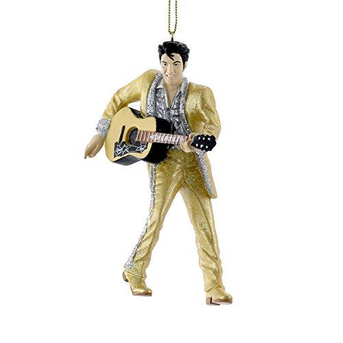 Elvis Presley in Gold Suit