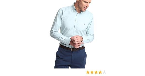 Caramelo, Camisa Oxford Regular Buttondown, Hombre · Verde, Talla XXL: Amazon.es: Ropa y accesorios