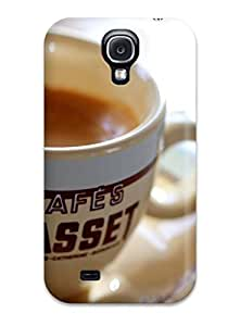 New Style Tpu Case Cover Compatible For Galaxy S4/ Hot Case/ Coffee 8709866K17642628