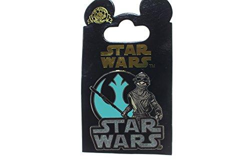 Disney Star Wars The Force Awakens - Rey Rebel Alliance Pin