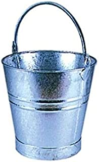 Heavy Duty Galvanised Steel Bucket 12'