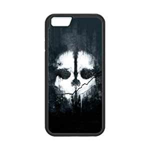 "Fayruz - iPhone 6 Rubber Cases, Call of Duty Hard Phone Cover for iPhone 6 4.7"" F-i5G419"
