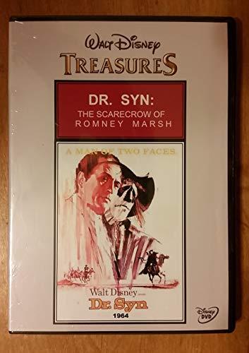 Walt Disney Treasures - Dr. Syn, Alias the Scarecrow (Dr Syn The Scarecrow Of Romney Marsh)