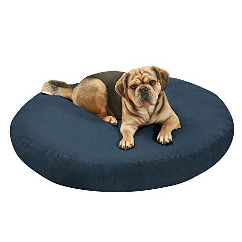 (PawTex Premium Round Dog Bed, 40