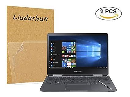 """Liudashun Protector de Pantalla HD Transparent para 13.3"""" Samsung Notebook 9 Pro 13 NP940X3N NP940X3M"""