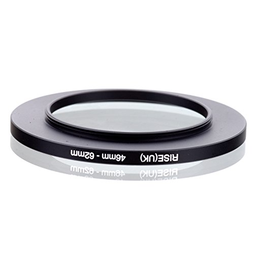 (Lens Lower Price 46Mm-62Mm 46-62 Mm 46 to 62 Step Up Filter Ring Adapter)