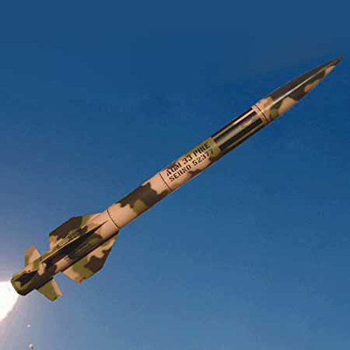 Madcow Rocketry 4'' AGM-33 Pike Rocket Kit