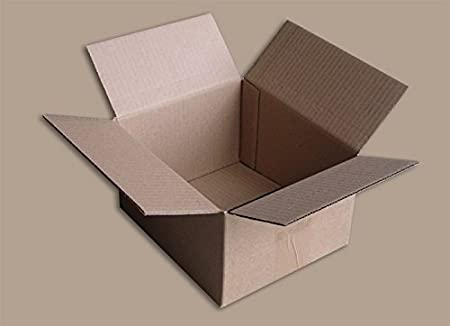 Lot de 50 Bo/îtes carton N/°15 format 210x180x120 mm