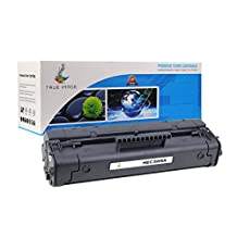 TRUE IMAGE HEC3906A Compatible Toner Cartridge Replacement for HP C3906A (Black)