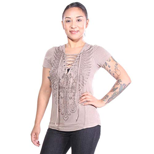 Affliction Mujeres Amberelle Mujeres Amberelle Camisetas Affliction Amberelle Camisetas Mujeres Affliction Mujeres Affliction Camisetas Amberelle Affliction Camisetas q4A1Y