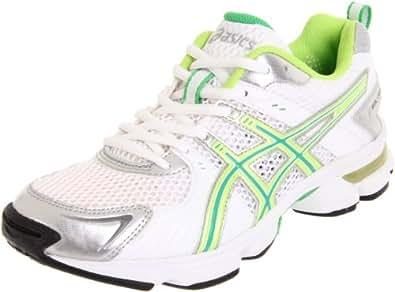 ASICS Women's GEL-260TR Training Shoe,White/Lime/Apple Green,10.5 M US