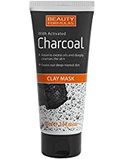 Beauty Formulas Charcoal Eye Gel Patches - 6 Pieces
