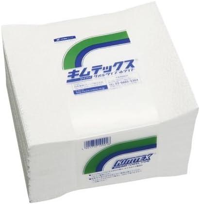 ポリプロピレン素材 耐薬品性に優れた無数の積層空間 クレシア キムテックス タオルタイプ ホワイト 50枚 12入 番号60711