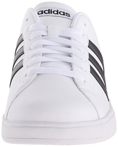 5 white Base Negro Neo Ocasional De Us Blanco M W black Zapatilla Adidas White Blanco Deporte Lãnea BPTSUUq