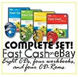 Fast Cash on eBay: Complete Four-Volume Set (Including Audio CDs, CD-Roms, and Workbooks)