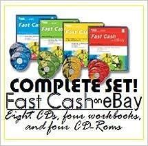 Fast Cash On Ebay Complete Four Volume Set Including Audio Cds Cd Roms And Workbooks Adam Ginsberg Ebay Titanium Power Seller Amazon Com Books
