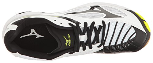 Wave s Black White Mizuno Womens Lighting Z3 Shoes Volleyball 5axq6w8d