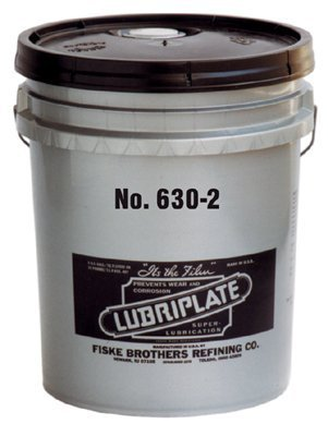 Lubriplate, No. 630-2, L0072-035, Lithium-based Grease, 35 Lb Pail by Lubriplate