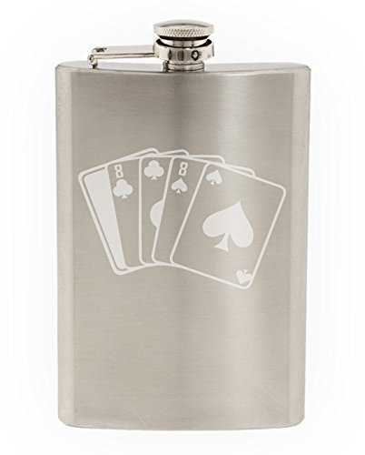 I Solemnly Swear That I Am Up To No Good Copper Coated Stainless Steel 8 oz Whiskey Hip Flask