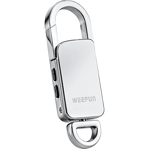 WEEFUN Keychain Recorder Digital Activated product image