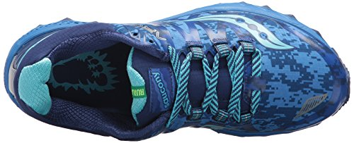 Running 7 Women's Blue Plus Peregrine Saucony Ice Shoes fXwAnq