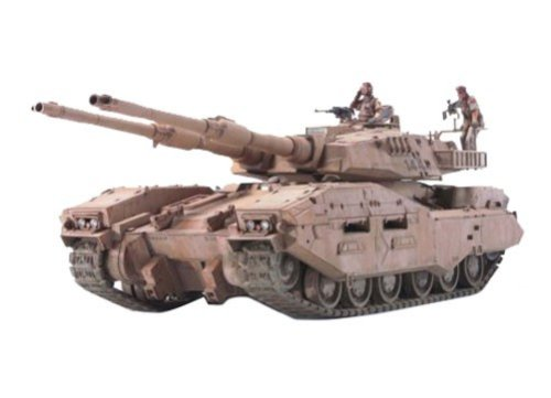 Bandai Hobby E.F.G.F. M61A5 Main Battle Tank 1/35 - UC Hard (Manual Main Kit)