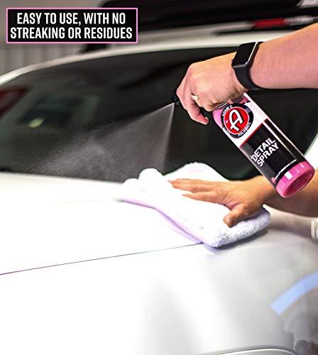 Adam S Detail Spray 16oz Enhance Gloss Depth Amp Shine