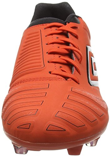 Accuro Black Homme Rouge de UX Eah Chaussures Pro Grenadine HG Umbro Football 504ZqFwP