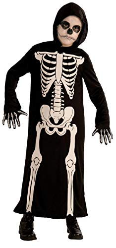 Forum Novelties Skeleton Reaper Child Costume,