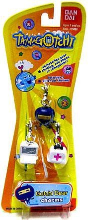 Gotchi Gear (Gotchi Gear Charms)