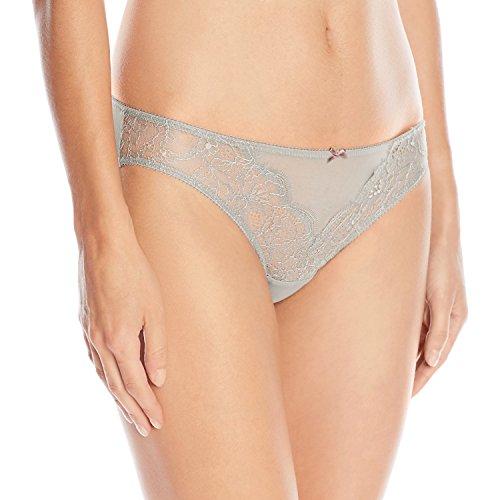 b.tempt'd by Wacoal Women's B. Sultry Bikini Pant, Vanilla Ice, Medium