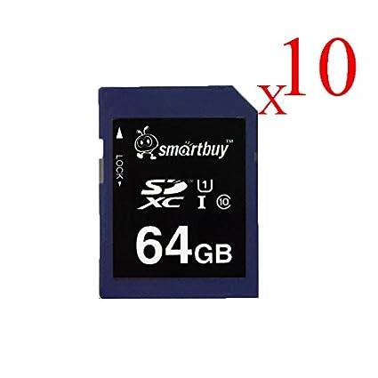 Amazon.com: Comprar SD XC Clase 10 Tarjeta de memoria SDXC ...