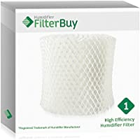 FilterBuy Honeywell HC888 Replacement Filter. Compatible with Honeywell Filter C. Designed by FilterBuy to fit Honeywell HCM-890 & Duracraft DH888, DCM200 & DH890.