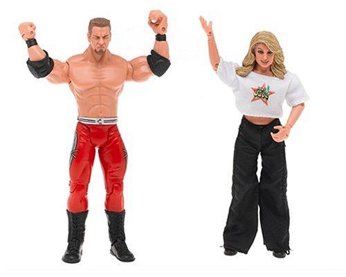WWE ADRENALINE CHRISTIAN TRISH STRATUS -