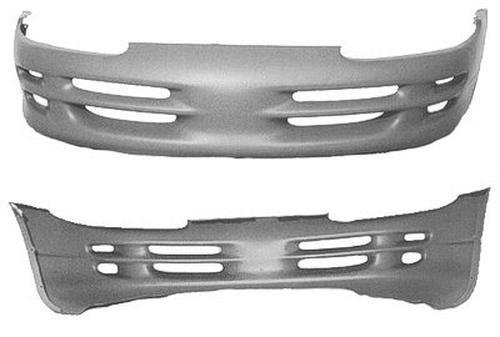- CPP Front Bumper Cover for 1998-2000 Dodge Intrepid CH1000250