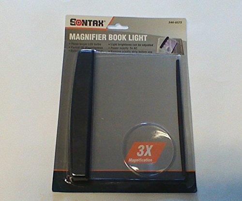 Magnifier Book Light