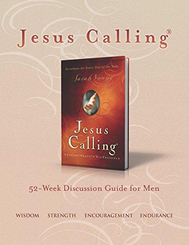 Jesus Calling Book Discussion Guide ebook product image