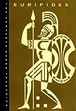 The Complete Greek Tragedies, Volume 4: Euripides (Complete Greek Tragedies)