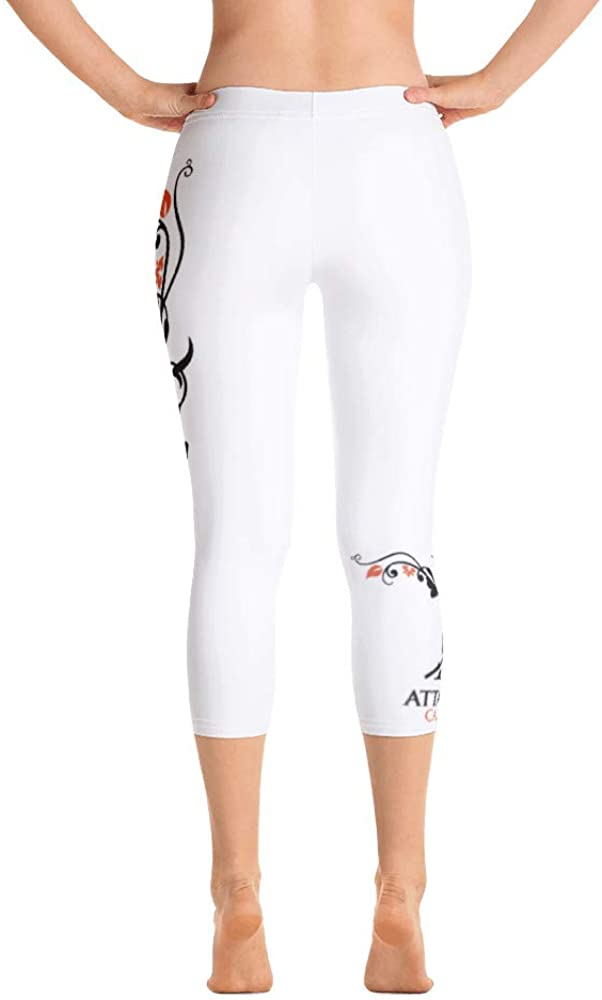 Kidney//Leukemia Cancer Capri Leggings