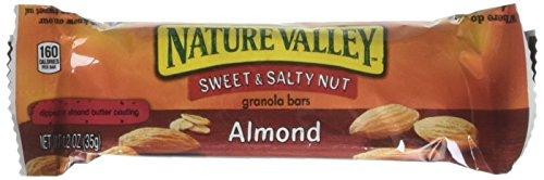 (Nature Valley Sweet & Salty Nut Granola Bar, Almond, 1.2 oz (48 Bars))