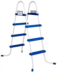 intex above ground pool ladder for 36 height pools