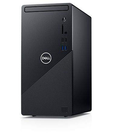 2020 Flagship Dell Inspiron 3000 3880 Desktop Computer 10th Gen Intel Hexa-Core i5-10400 (Beats i7-7700) up to 4.30 GHz 16GB RAM 512GB SSD with Mouse and Keyboard WiFi Win10+iCarpHDMI