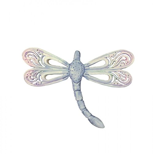 Beaded Dragonfly Pin (Jewelry with Soul Dragon Fly Focal Bead Handpainted handcarved from Buffalo Bone)
