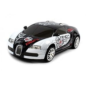 Amazon.com: Electric Full Function 1:24 Bugatti Veyron