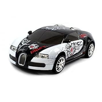 Amazon Com Electric Full Function Bugatti Veyron Graffiti