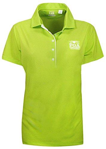 [Cutter & Buck - Ladies 2016 PGA Championship DryTec Darcy Polo] (Cutter Buck Logo Shirts)