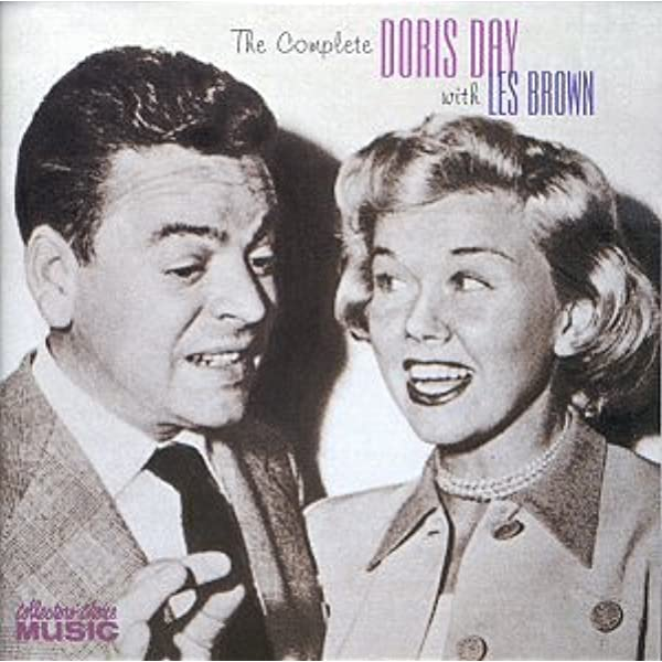 Day Doris Brown Les The Complete Doris Day With Les Brown Music