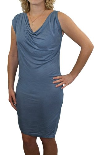 Pieces Kleid Nicoline Dress stone blue